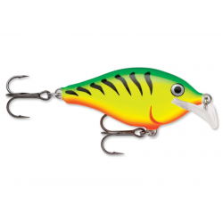 Rapala Scatter Rap Crank FT (Fire Tiger)