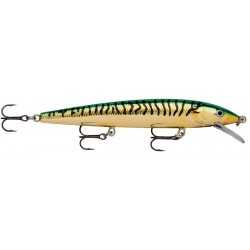 Rapala Husky Jerk GGM (Gold Green Mackerel)