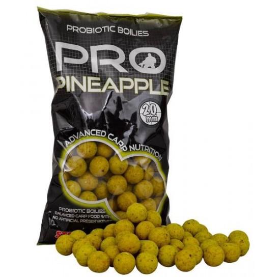 StarBaits PRO Pineapple - Boilies Potapavé 1kg